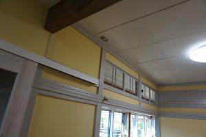 廊下・和室・縁側をひとつにして、暖かみのある洋室へリノベーション