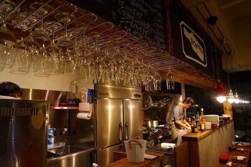 ワイングラス収納